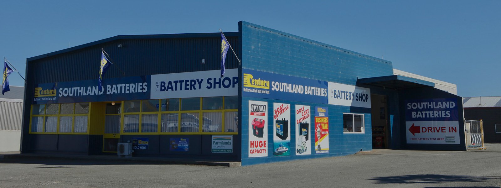 Southland Batteries Shop